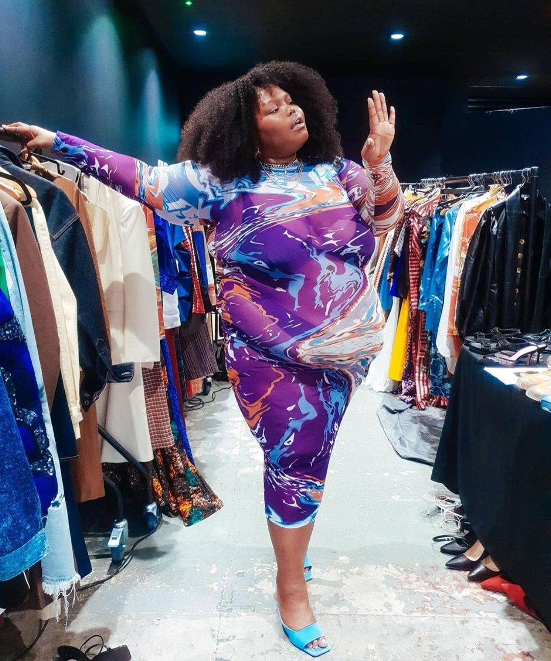6 sustainable fashion brands for plus size women