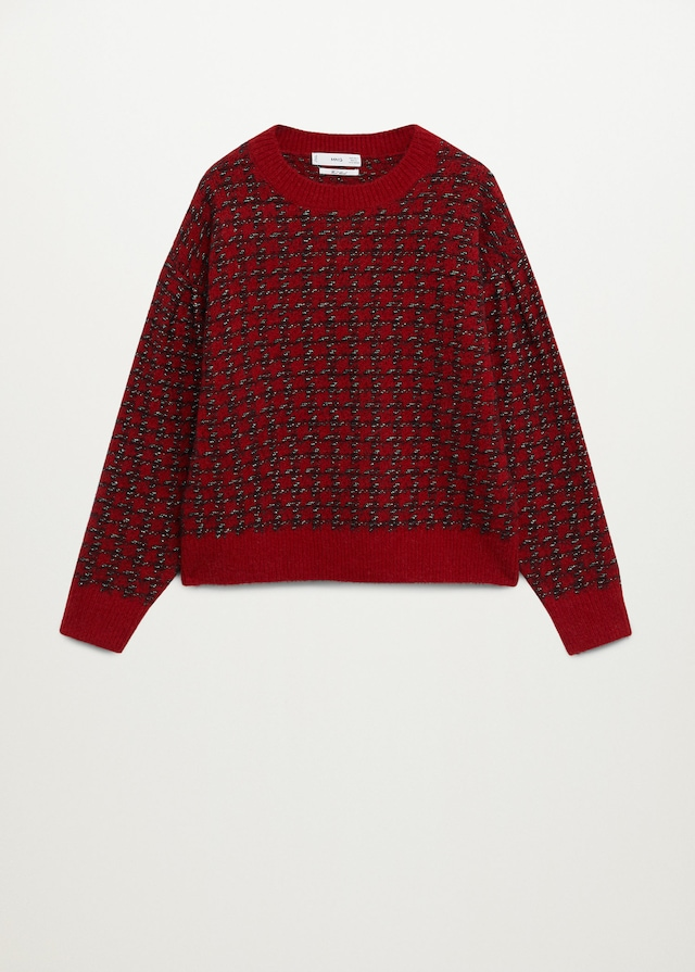 Mango Christmas Jumper, £49.99