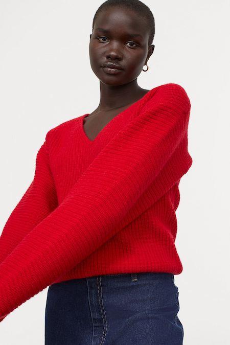 H&M Rib-knit jumper