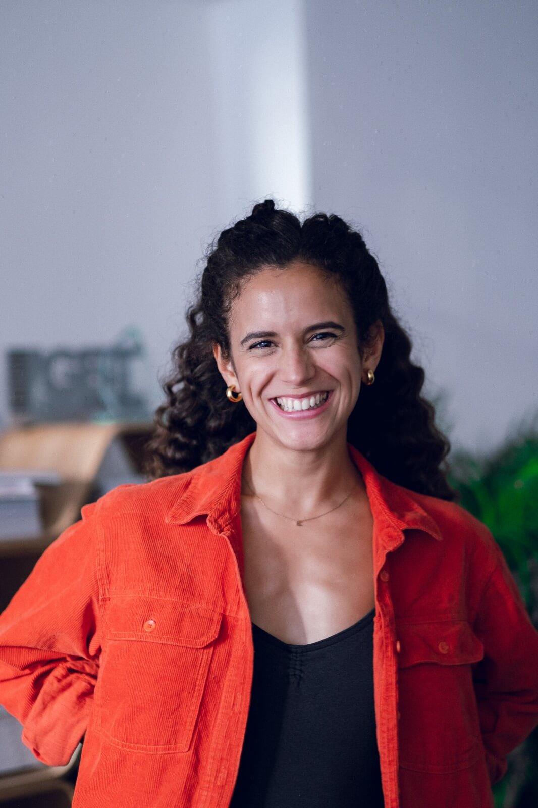 Writer and Editor Leah Cowan