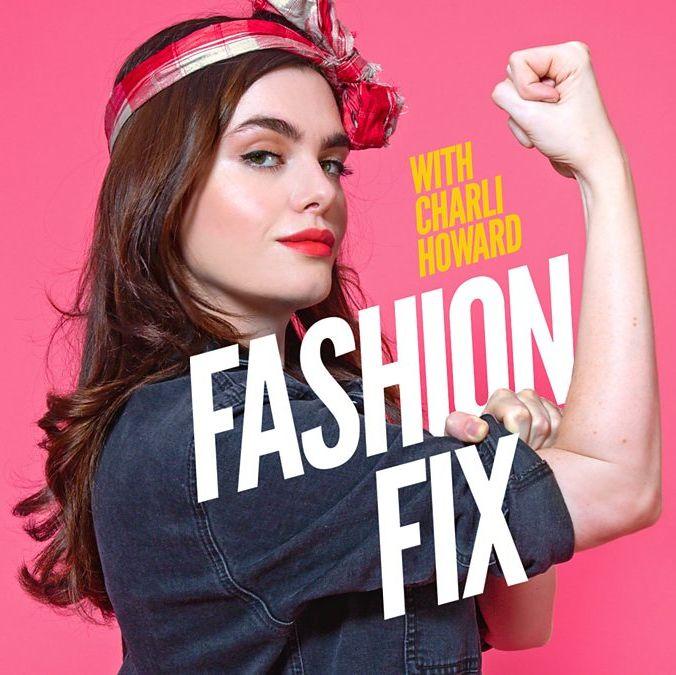 Fashion fix with Charli Howard