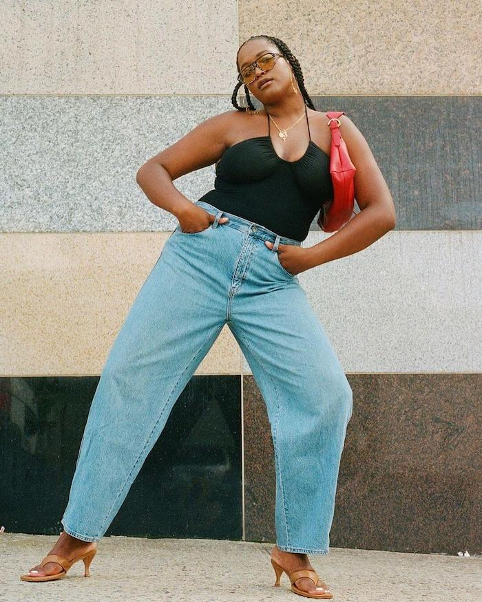 2021 Trends: The slouchy jeans we're obsessing over
