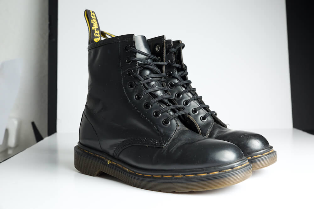 How to clean Dr. Martens