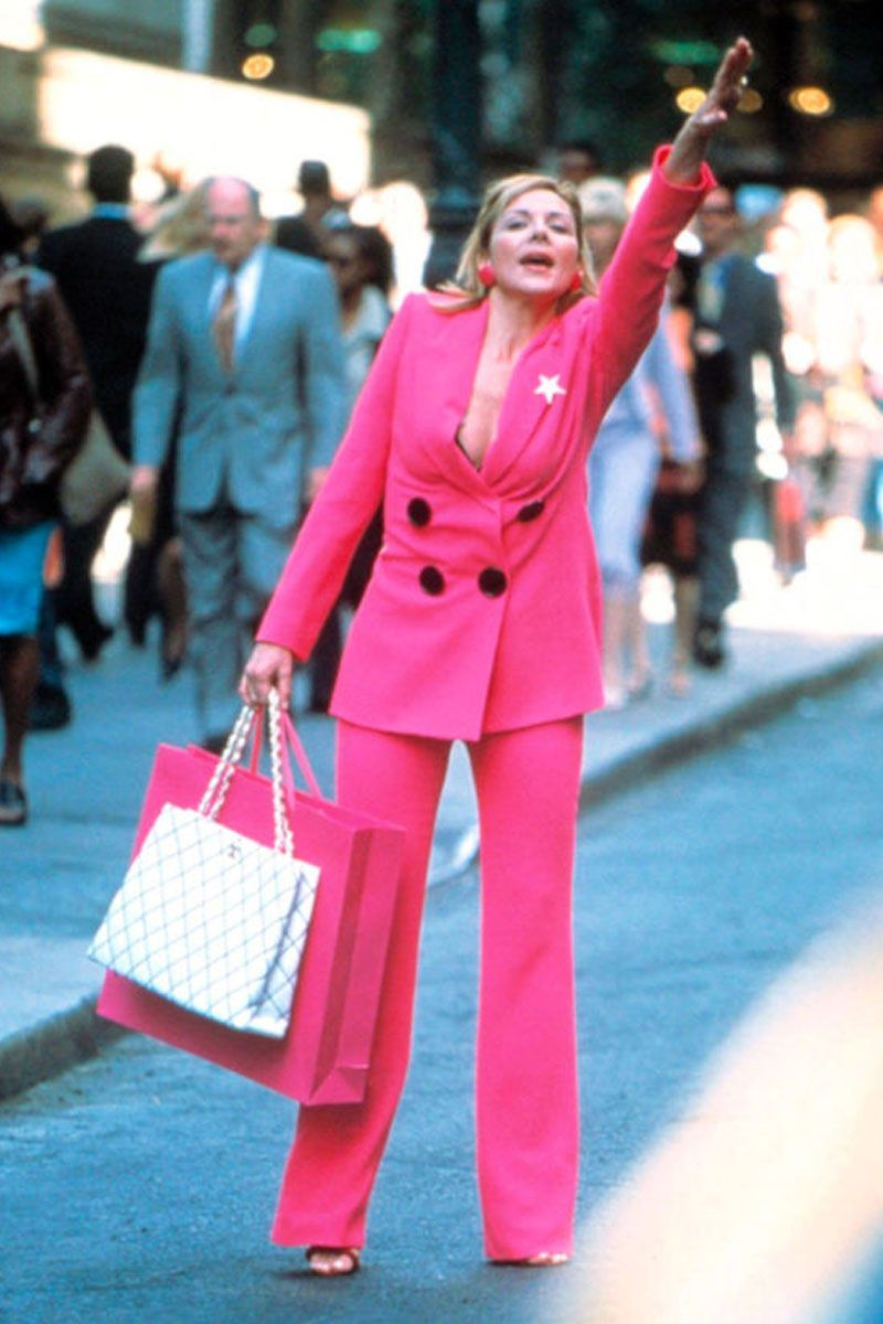 Sex And The City: Kim Cattrall's best ever outfits