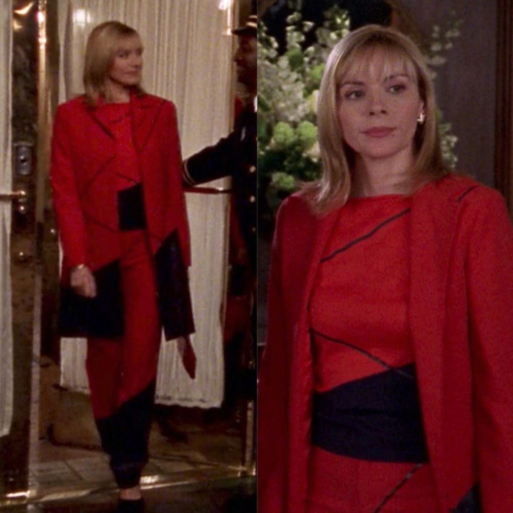 Samantha Jones Best Outfits