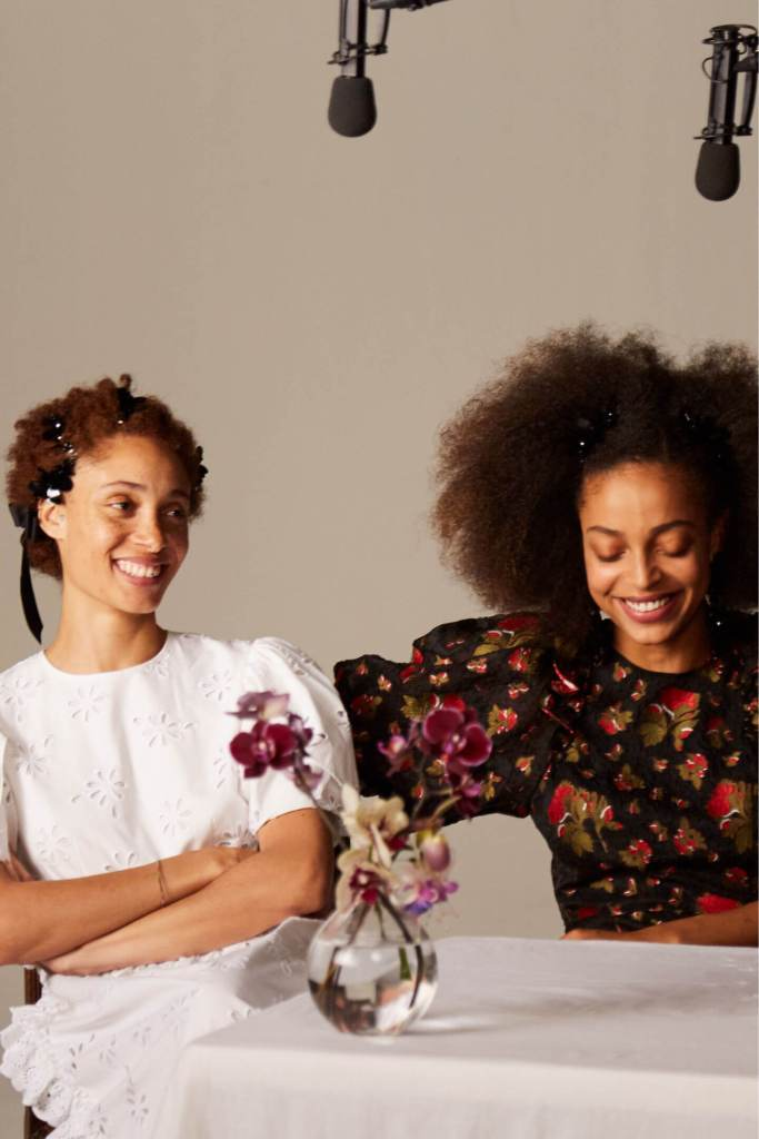 Simone Rocha x H&M collection in pictures