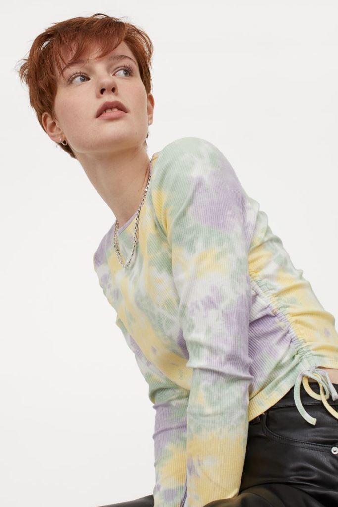 H&M Drawstring top