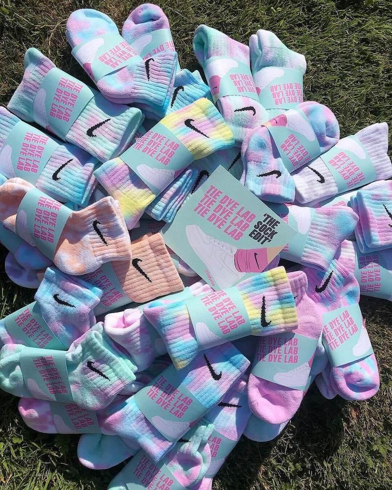 What is tie dye?