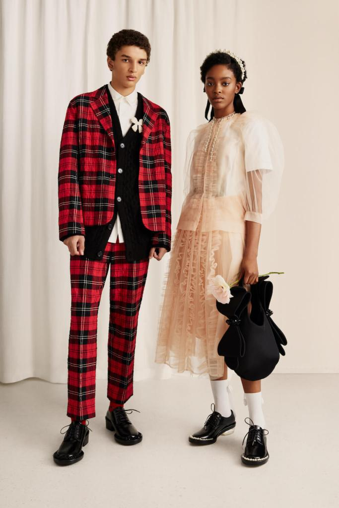 Your first look at the Simone Rocha x H&M mens collection