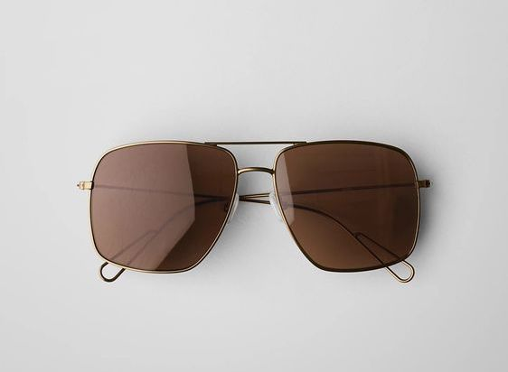 Pass Aviator Sunglasses weekday