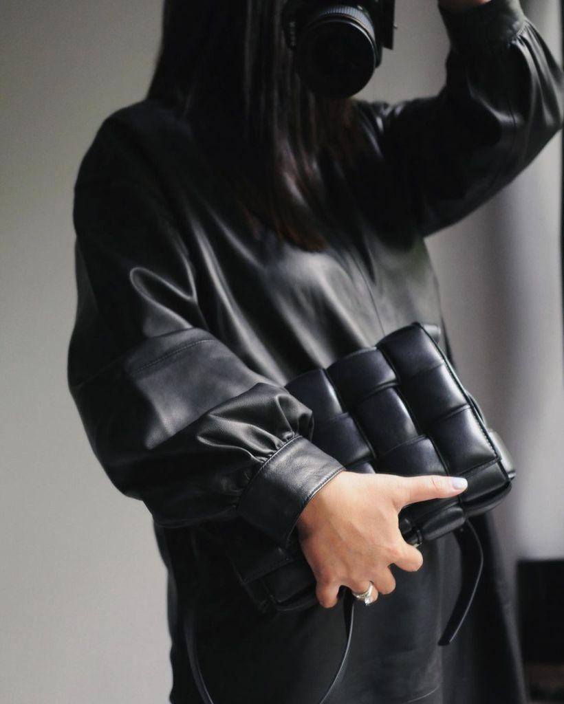 9 high street bags that look exactly like Bottega Veneta's padded Cassette bag