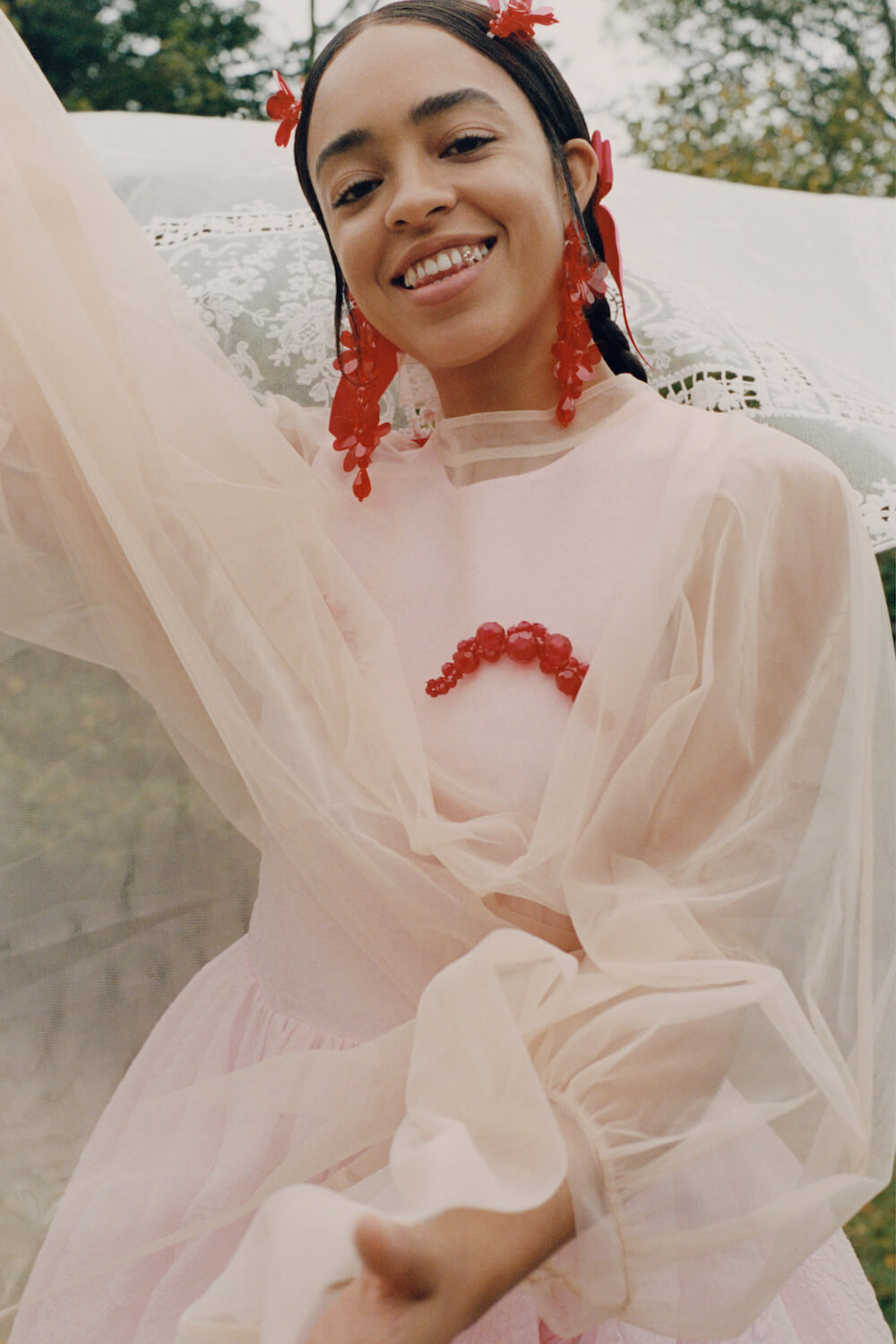 There are only 10 of this Simone Rocha x H&M dress in the world - here's how to get one