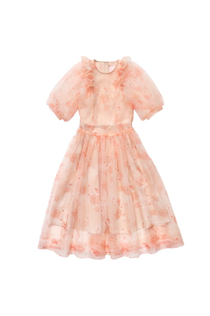 Puff-sleeved Tulle Dress, £119.99, Simone Rocha x H&M