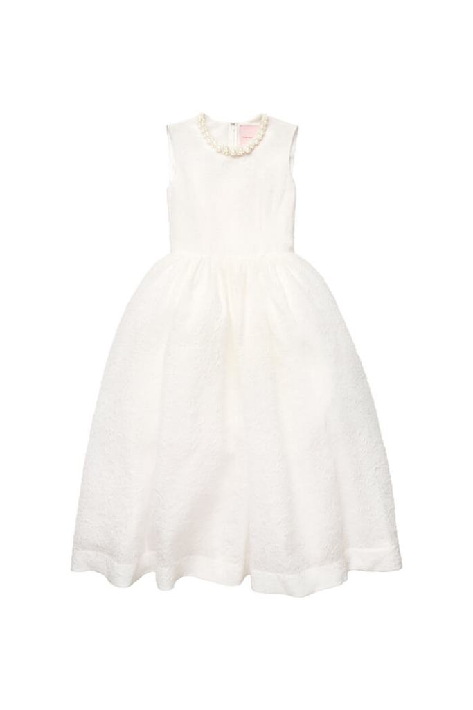 Silk-blend Cloqué Dress, £149.99, Simone Rocha x H&M