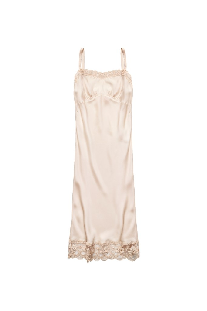 Satin Slip Dress, £49.99, Simone Rocha x H&M