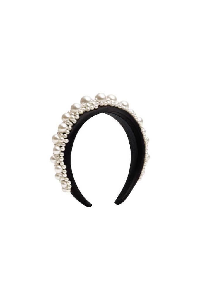 Pearly Alice band £39.99 simone rocha x h&m