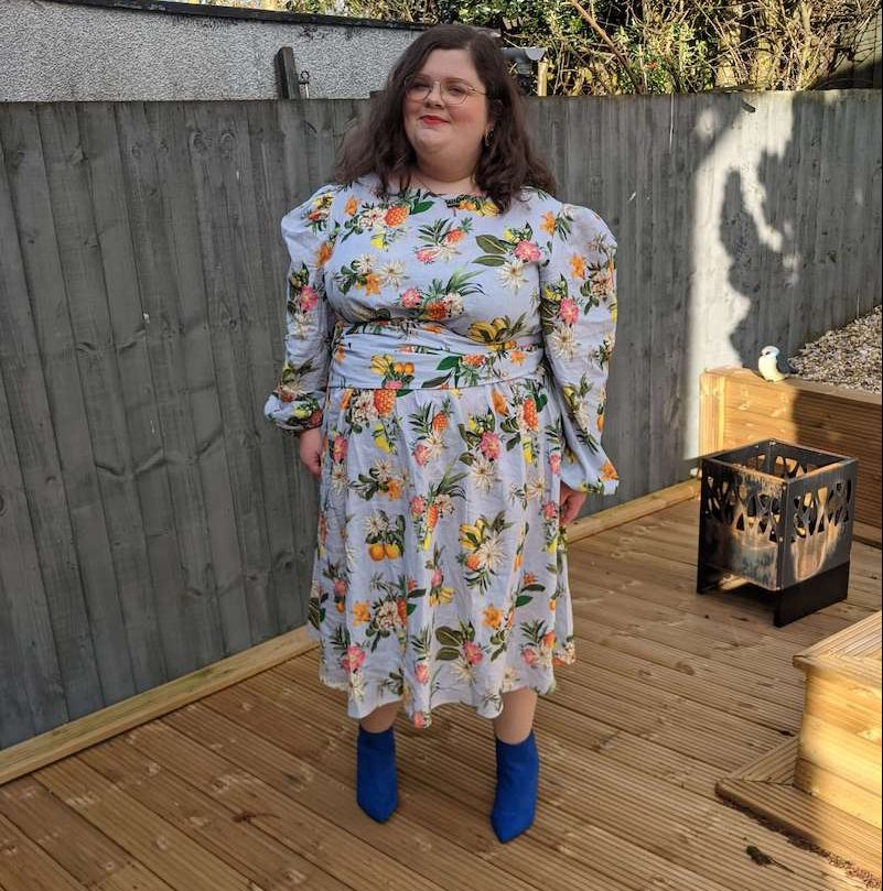 Is sustainable fashion size inclusive? This plus size woman finds out.