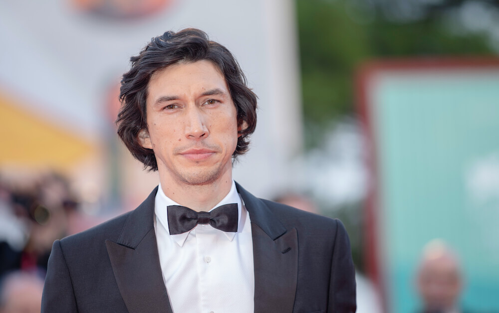 Adam Driver for House of Gucci
