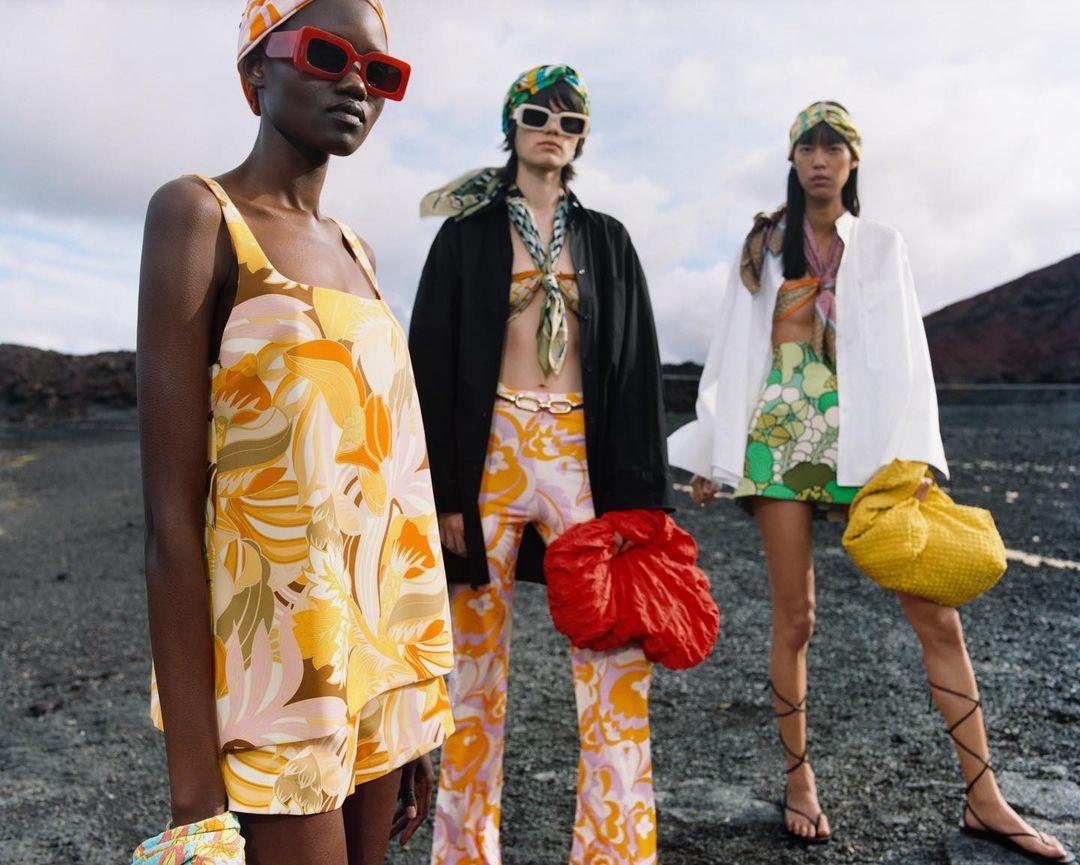 Zara Spring Summer collection 2021 image