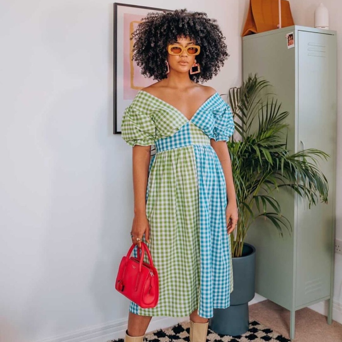 Is gingham in style in 2021?