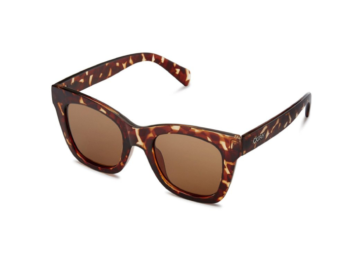 QUAY After Hours Shield Sunglasses